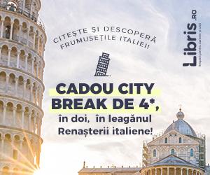 Campanie de reduceri Descopera Toscana! CADOU City Break de 4*, in doi, in leaganul Renasterii italiene!