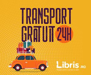 Campanie de reduceri TRANSPORT GRATUIT 24h. Indiferent de valoarea comenzii.