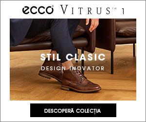 Campanie de reduceri Colectia ECCO Vitrus pentru Barbati