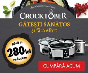 Campanie de reduceri Crocktober
