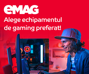 Campanie de reduceri Campanie gaming IT, 14- 20.10.2019