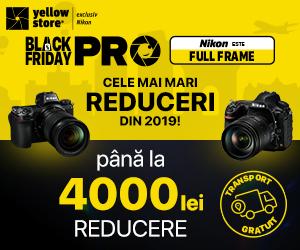 Campanie de reduceri Black Friday PRO