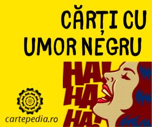 Campanie de reduceri Cărți cu umor negru