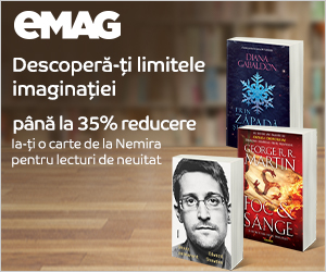 Campanie de reduceri Editura lunii- Nemira, 01- 30.11.2019