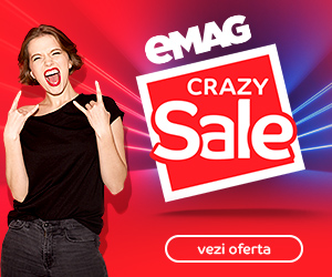 Campanie de reduceri eMAG Crazy Sale noiembrie 2019
