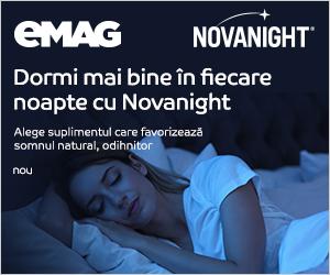 Campanie de reduceri Lansare Novanight