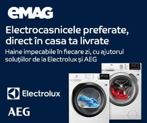 Campanie de reduceri MDA Electrolux noiembrie