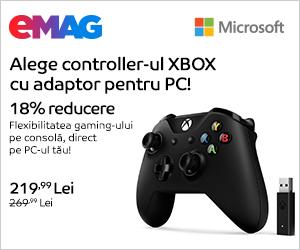 Campanie de reduceri Controller wireless Microsoft Xbox