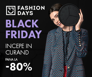 Campanie de reduceri Teasing Black Friday - incepe in curand