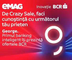 Campanie de reduceri BCR Crazy Sale