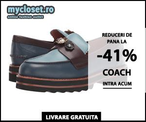 Campanie de reduceri Toamna/Iarna 2019 - Coach Dama