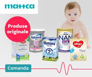 Campanie de reduceri Lapte praf - Branduri de TOP, Produse originale