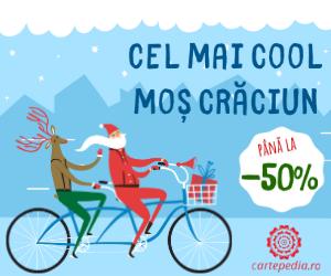 Campanie de reduceri Cel mai Cool Moș Crăciun