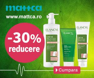 Campanie de reduceri ELANCYL - 30% reducere