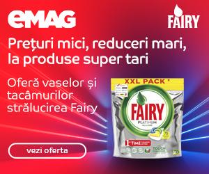 Campanie de reduceri Campanie Crazy Sale Fairy 16-18 noiembrie