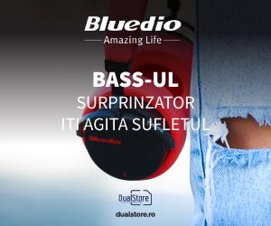 Campanie de reduceri Bass-ul surprinzator Bluedio