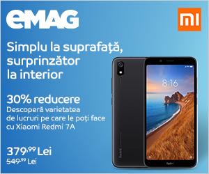Campanie de reduceri Campanie Xiaomi Redmi 7A