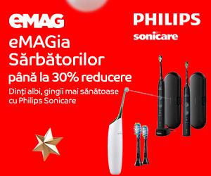 Campanie de reduceri Philips Sonicare 30%