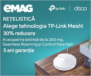 Campanie de reduceri Routere wireless TP-Link, 23- 30.12.2019