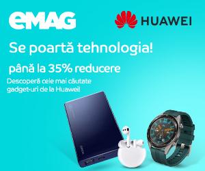 Campanie de reduceri Campanie Huawei freebuds 3