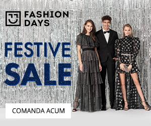 Campanie de reduceri Festive Sale - reduceri de sarbatoare