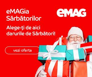 Campanie de reduceri eMAGiaSarbatorilor