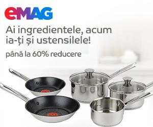 Campanie de reduceri Campanie produse pentru gatit