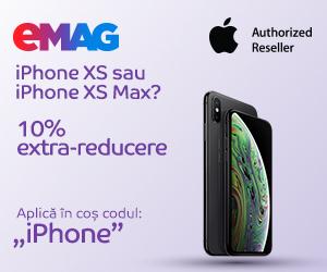 Campanie de reduceri campanie extra reducere iphone xs si xs max