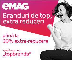 Campanie de reduceri Top Brands ianuarie 2020