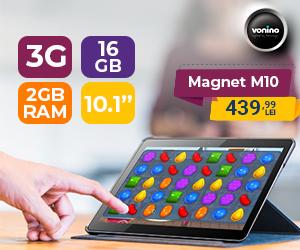 Campanie de reduceri Magnet M10