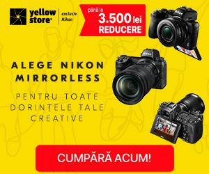 Campanie de reduceri Alege Nikon Mirrorless