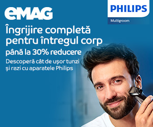 Campanie de reduceri  Philips Multigroom 30%