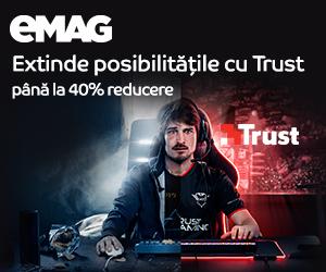 Campanie de reduceri Periferice gaming Trust