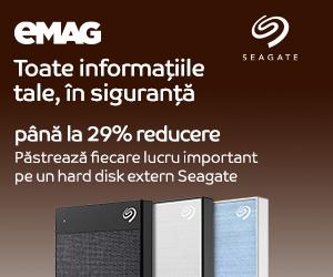 Campanie de reduceri HDD  Seagate