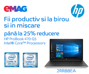 Campanie de reduceri HP Intel CCF_NB HP ProBook 470 Intel Core