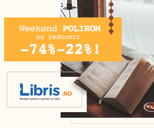 Campanie de reduceri Weekend POLIROM -74% -22%!