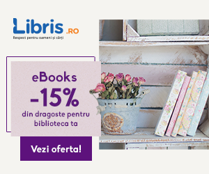Campanie de reduceri eBooks -15%