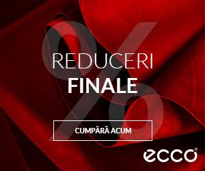 Campanie de reduceri Reduceri Finale @ ECCO