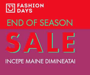 Campanie de reduceri End of Season Sale (teasing)