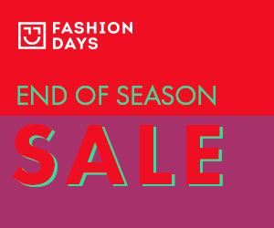 Campanie de reduceri End of Season Sale (reveal)