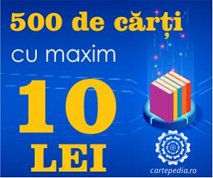 Campanie de reduceri 500 de cărți cu maxim 10 lei