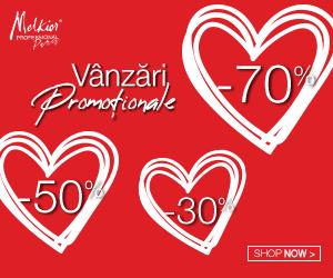 Campanie de reduceri Vanzari Promotionale