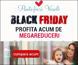Campanie de reduceri Black Friday Februarie si Martie