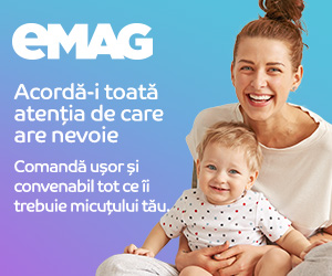Campanie de reduceri Campanie Totul pentru copii feb-mar 2020