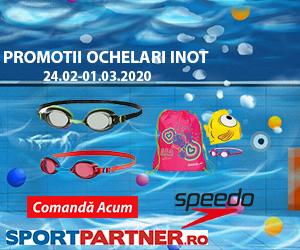 Campanie de reduceri Promotii Speedo - ochelari inot