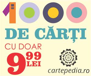 Campanie de reduceri 1000 de titluri cu doar 9.99 lei!!