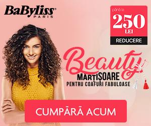 Campanie de reduceri Beauty Martisoare