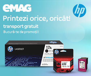 Campanie de reduceri HP Printing supplies