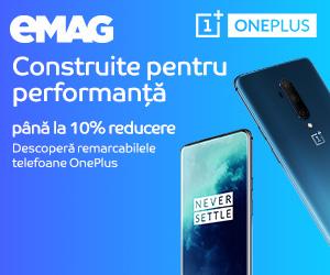 Campanie de reduceri Campanie telefoane OnePlus
