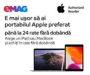 Campanie de reduceri Campanie iPad & MacBook